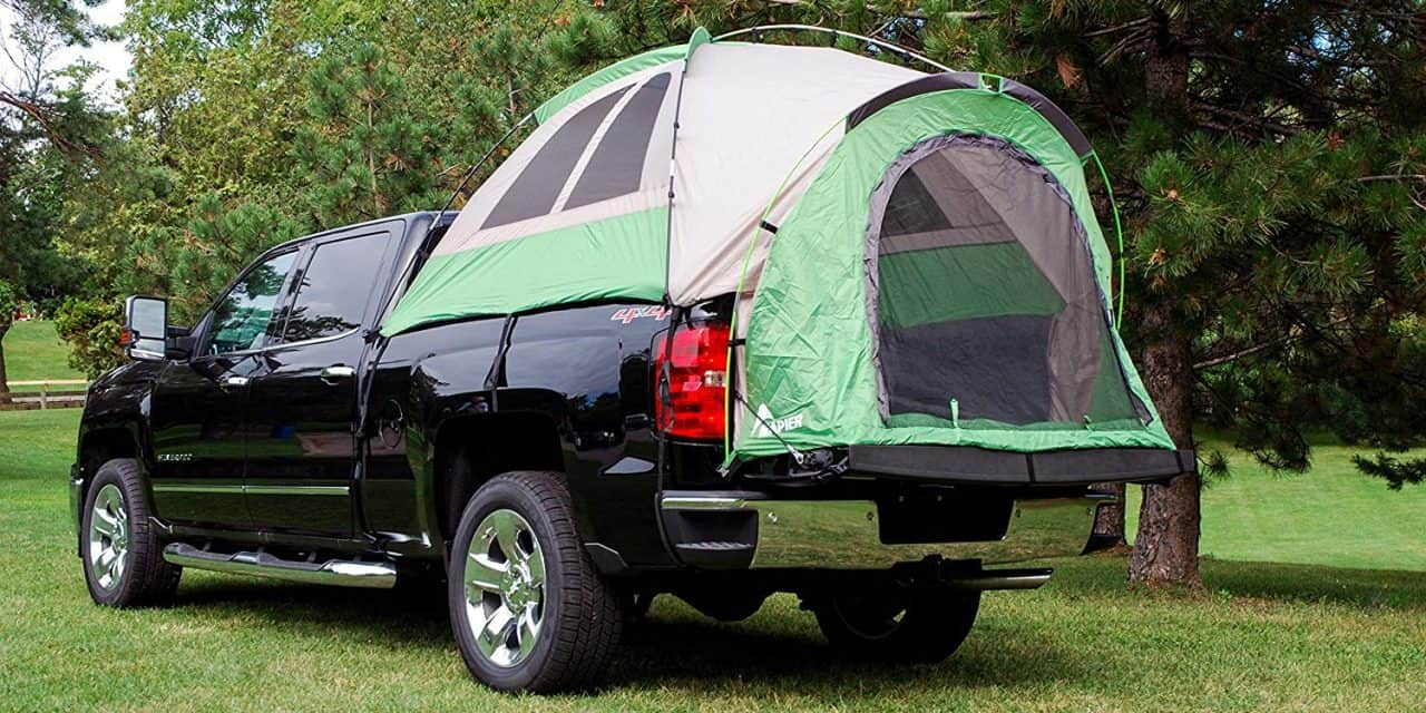 The 5 Best Truck Tents For 2021