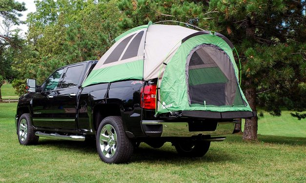 The 5 Best Truck Tents For 2020