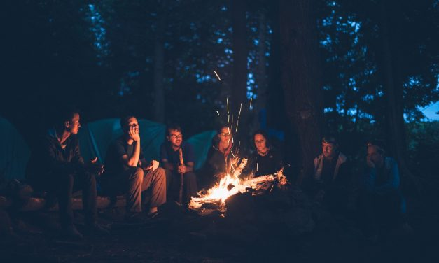 A Guide To Camping Fire Safety