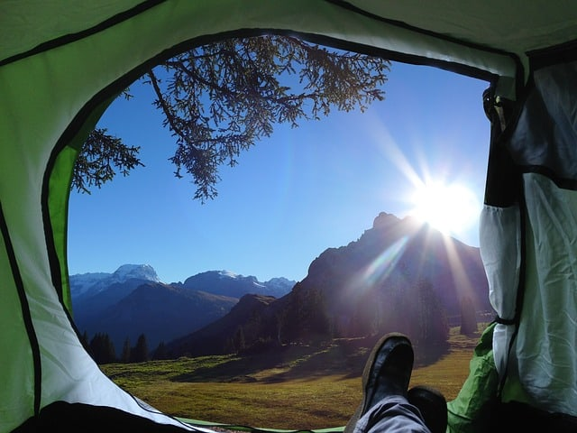 The Differences Between Tent Fabrics
