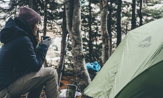 Top Camping Tips For First Time Travellers