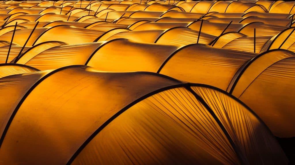 Nylon Tent Image