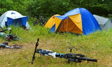 Camping in The Rain: All You Need to Know