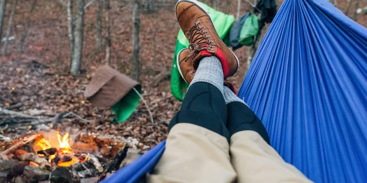 Benefits of Hammock Camping
