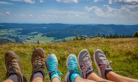 Can You Use Running Shoes For Hiking?