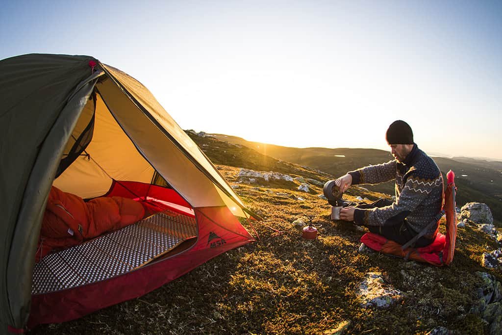Double Walled Tent