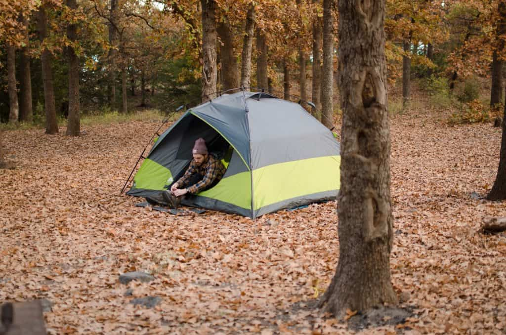 Single Walled Tent