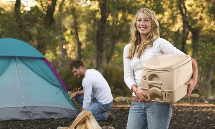 5 Best Camping Toilets & Everything You Need To Know