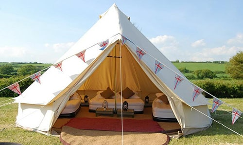 What Exactly Is A Bell Tent?