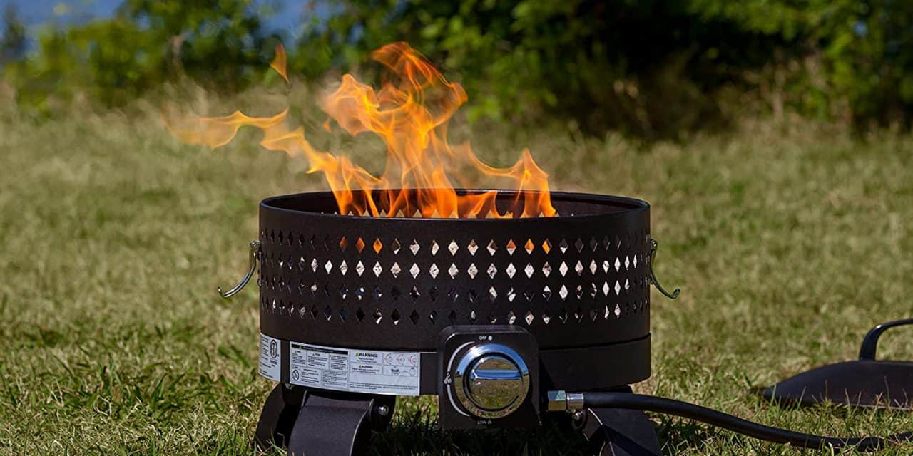 The Complete Guide To Propane Fire Pits For Camping Able Camper