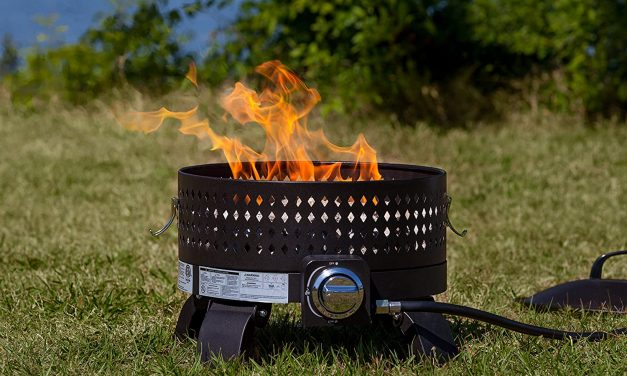 The Complete Guide To Propane Fire Pits For Camping