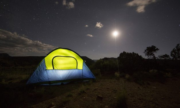 Camping Tent Lighting Ideas To Illuminate Your Night