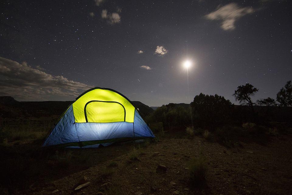 Camping Tent Lighting Ideas To Illuminate Your Night