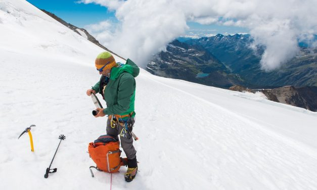 Top 5 Best Ice Axes For Hiking & Mountaineering In 2020