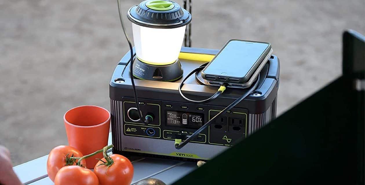 5 Best Camping Generators (Buying Guide) In 2021