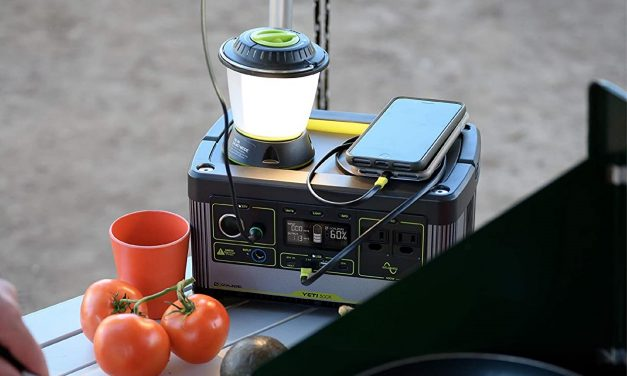 5 Best Camping Generators (Buying Guide) In 2020
