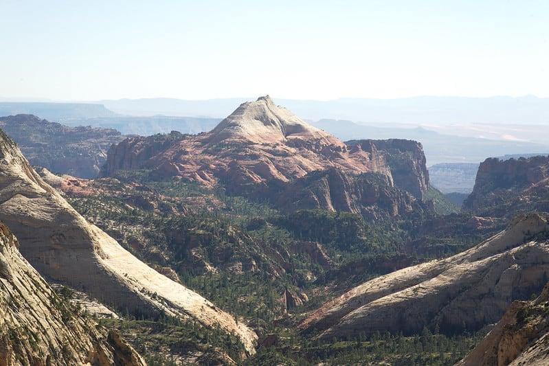 Zion West Rim Trail
