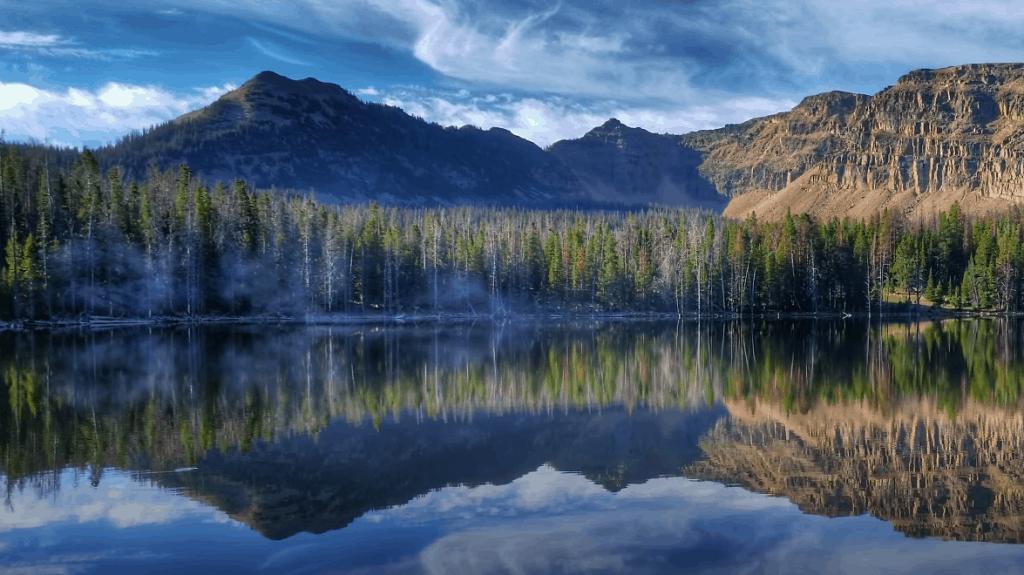 Ibantik Lake