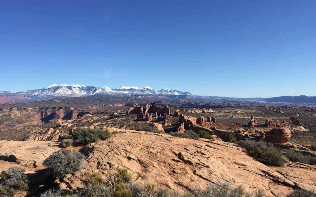 The 6 Best Camping Spots Around Arches National Park