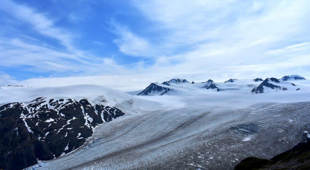 Exit Glacier, United States