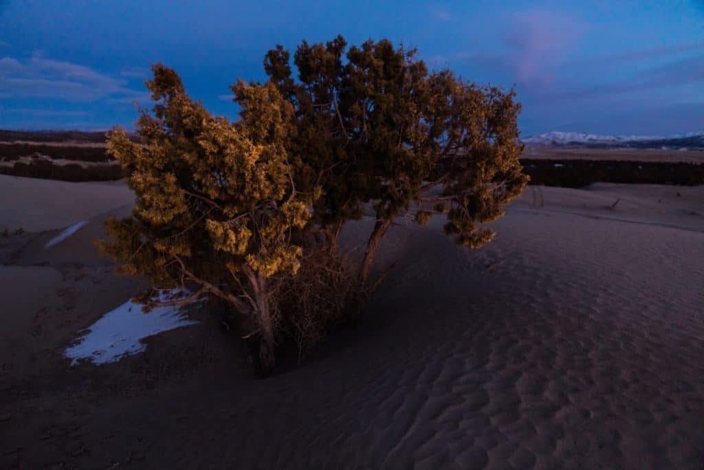 Little Sahara National Recreation Area, United States