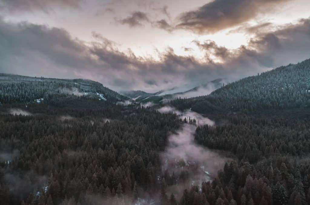 Cascade Range, Oregon