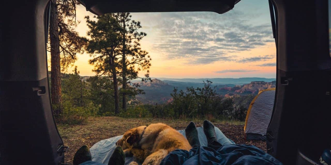 What Exactly Is Dry Camping?