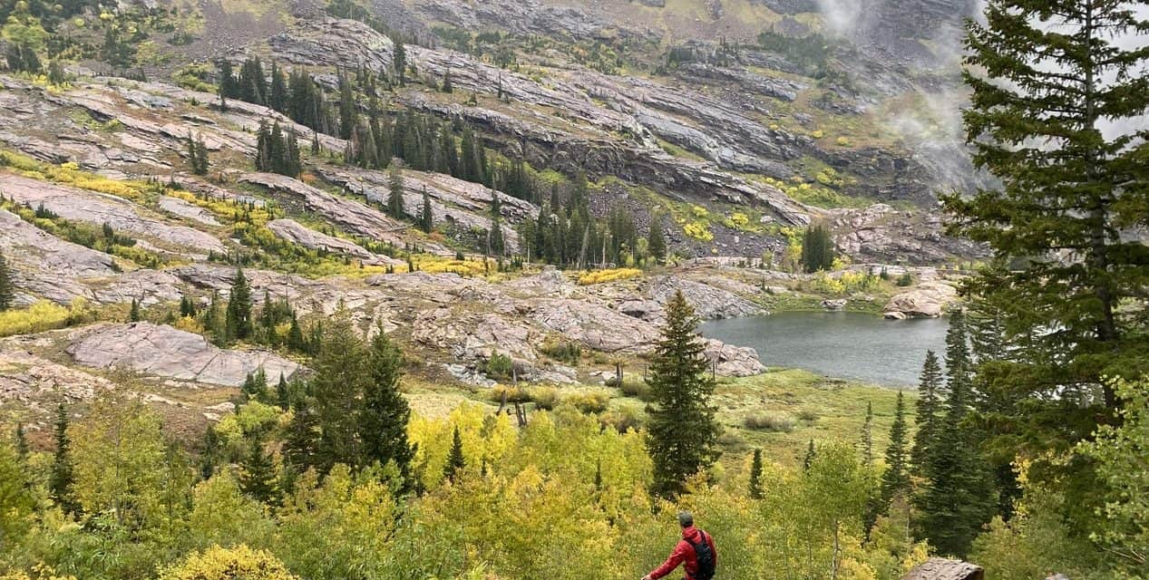 5 Stunning Camping Spots Near Salt Lake City