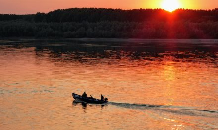 How Should You Properly Pass a Fishing Boat?